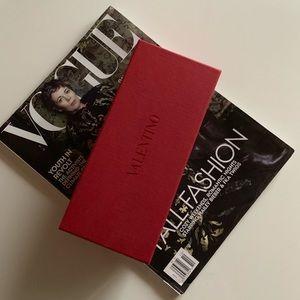 Valentino Sunglass / Eyeglass Case